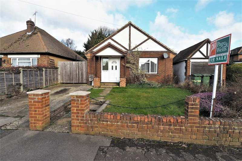 2 Bedrooms Bungalow for sale in Shirley Way, Bearsted, Maidstone