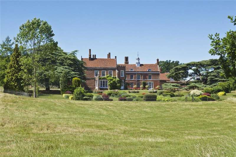7 Bedrooms House for sale in Spains Hall Road, Finchingfield, Braintree, Essex