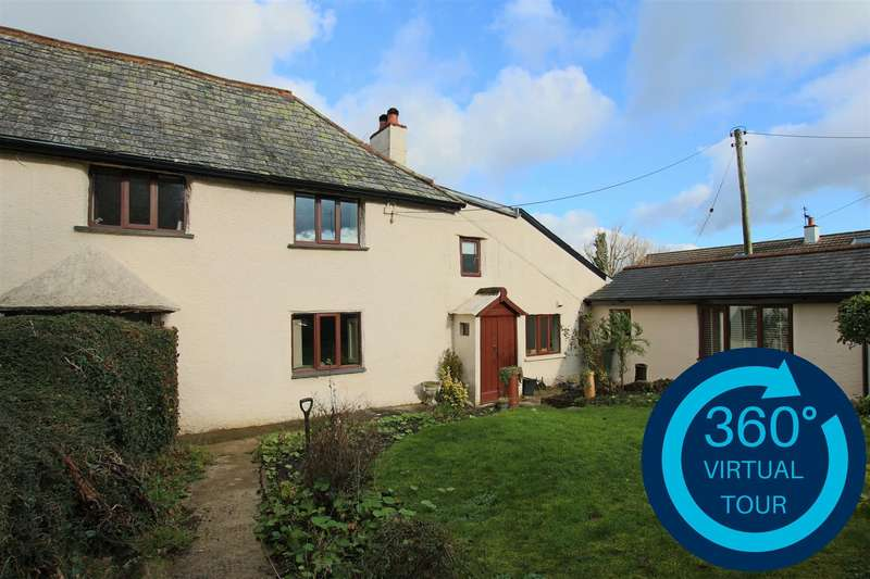 4 Bedrooms Semi Detached House for sale in Whitestone, Exeter