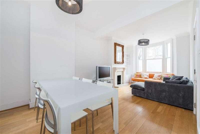 4 Bedrooms House for sale in Kerrison Road, Battersea, SW11