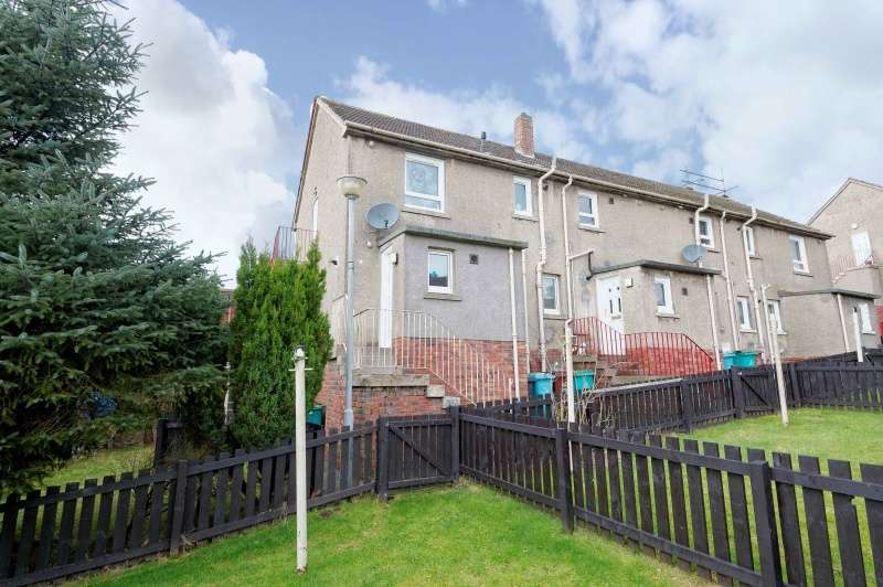 1 Bedroom Ground Flat for sale in Ballochney Lane, Burnfoot, Airdrie, North Lanarkshire, ML6 0LU