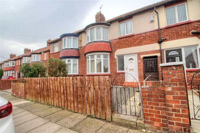 3 Bedrooms Terraced House for sale in Keithlands Avenue, Norton