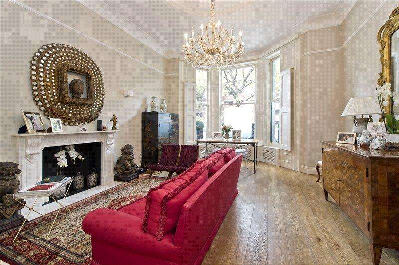 2 Bedrooms Flat for sale in Cromwell Road, London, SW5