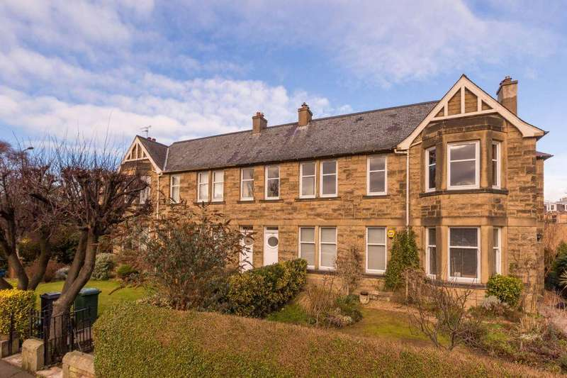 4 Bedrooms Flat for sale in 108 St Alban's Road, Edinburgh, EH9 2PG