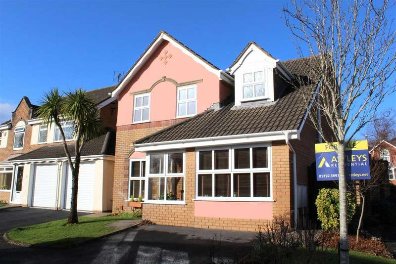 3 Bedrooms Detached House for sale in Libby Way, Mumbles