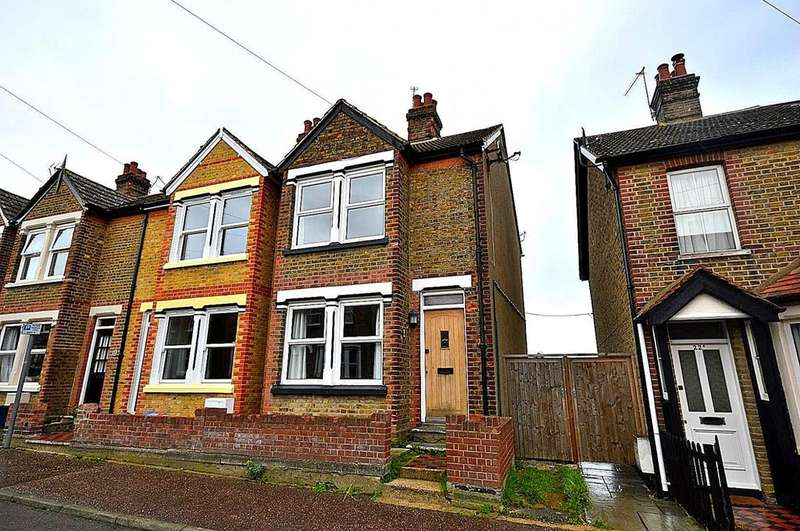 3 Bedrooms End Of Terrace House for sale in Victoria Road, Maldon, Essex, CM9