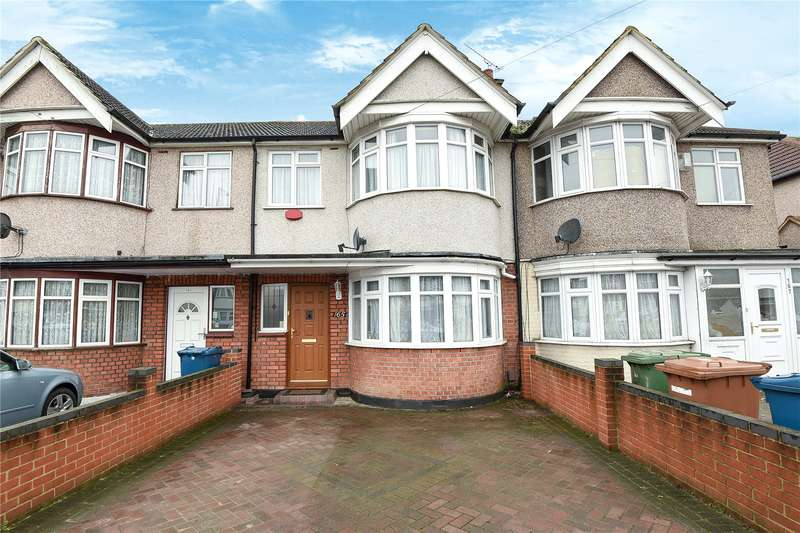 3 Bedrooms Terraced House for sale in Kings Road, Harrow, Middlesex, HA2