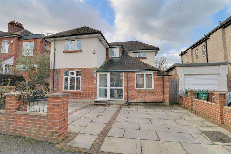 4 Bedrooms Detached House for sale in Onslow Gardens, Wallington