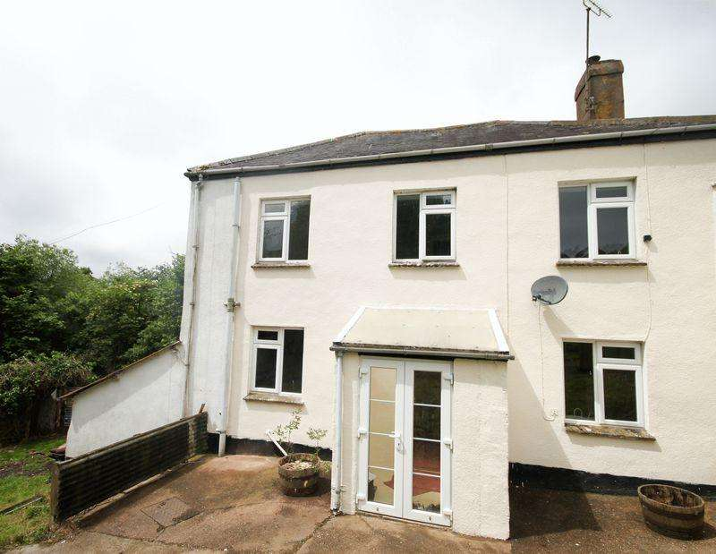 2 Bedrooms Semi Detached House for rent in Paiseyhayse, Bow