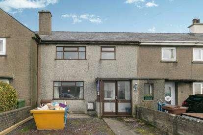 3 Bedrooms End Of Terrace House for sale in Y Wern, Y Felinheli, Gwynedd, LL56