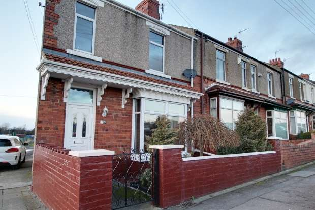 2 Bedrooms Property for sale in Grange Avenue, Bishop Auckland, Durham, DL14 8RD
