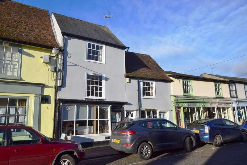 3 Bedrooms Apartment Flat for sale in High Street, Clare, Sudbury CO10 8NY