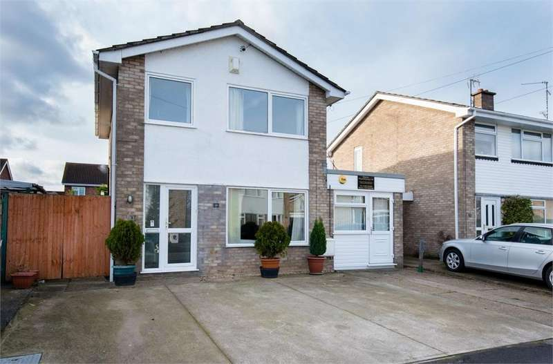 3 Bedrooms Detached House for sale in Manor Gardens, Boston, Lincolnshire