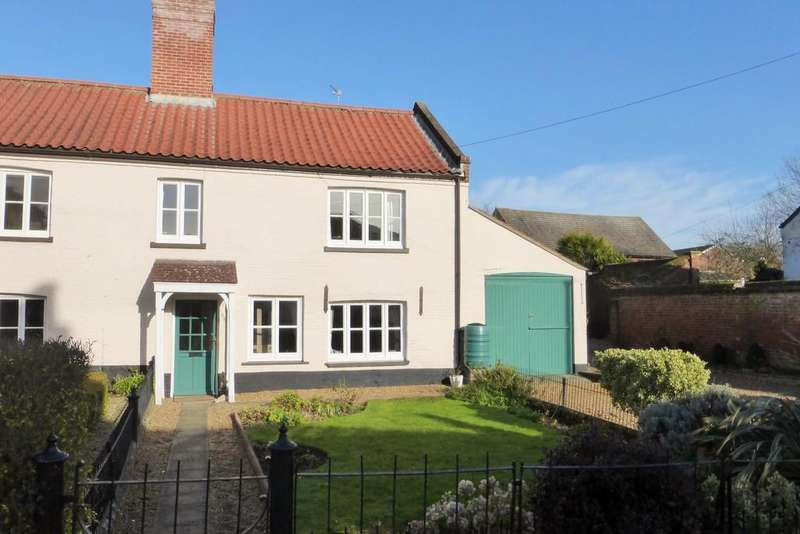 3 Bedrooms Semi Detached House for sale in Old Catton