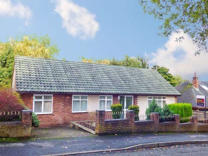 3 Bedrooms Detached Bungalow for sale in Kerr Street, Blackley, Manchester, M9