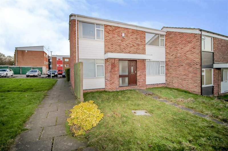 3 Bedrooms End Of Terrace House for sale in Ulldale Court, Chilwell
