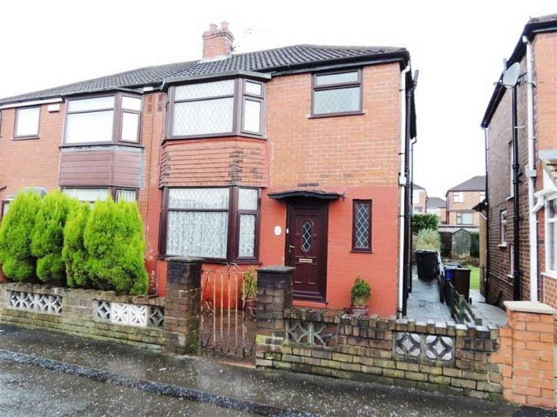 3 Bedrooms Semi Detached House for sale in Avonlea Road, Droylsden, Manchester
