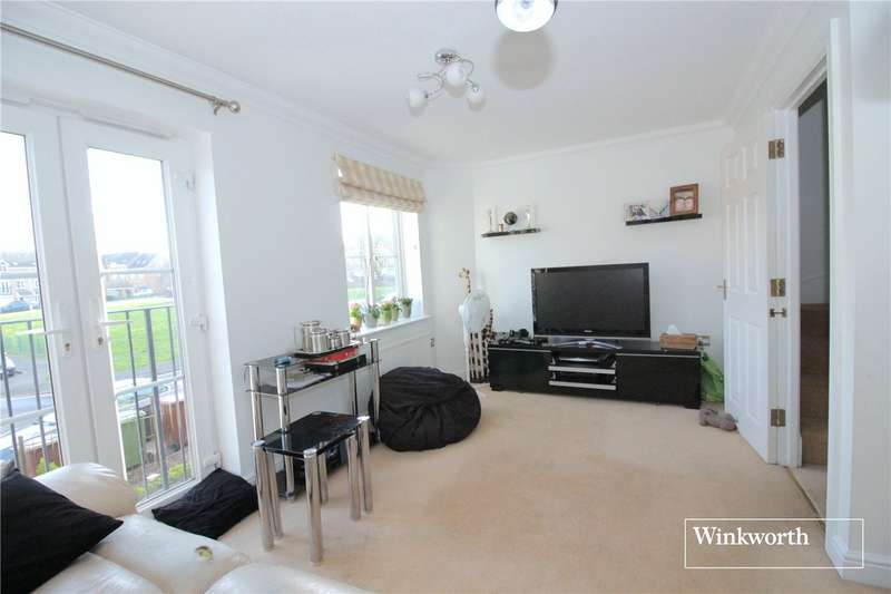 3 Bedrooms Semi Detached House for sale in Wordsworth Gardens, Borehamwood, Hertfordshire, WD6