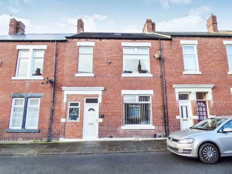 4 Bedrooms Property for sale in Chirton West View, North Shields, Tyne and Wear, NE29 0EW