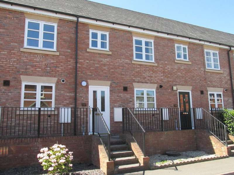 3 Bedrooms Terraced House for rent in Glendower Court, Greenfields