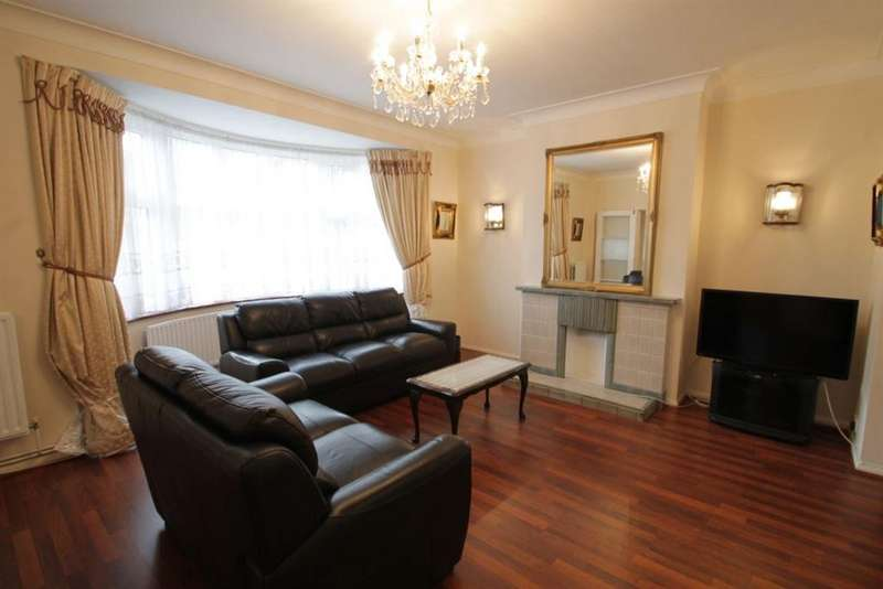 3 Bedrooms Semi Detached House for rent in Chiddingfold N12
