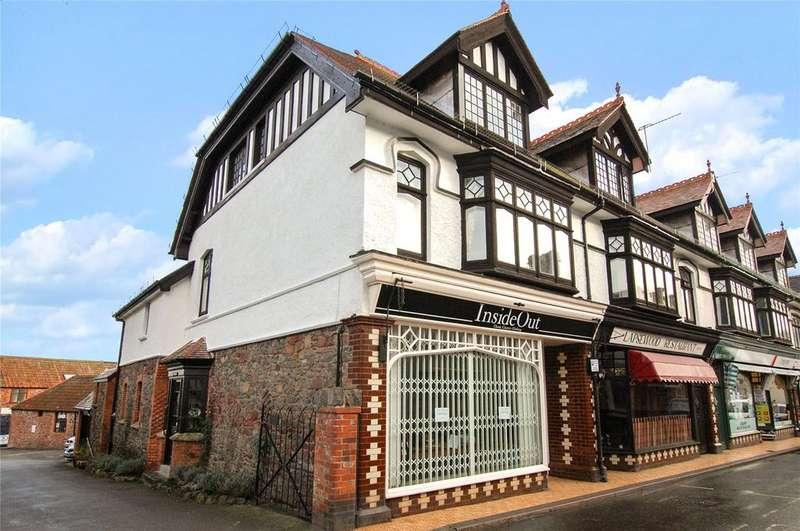 3 Bedrooms House for sale in High Street, Porlock, Somerset, TA24