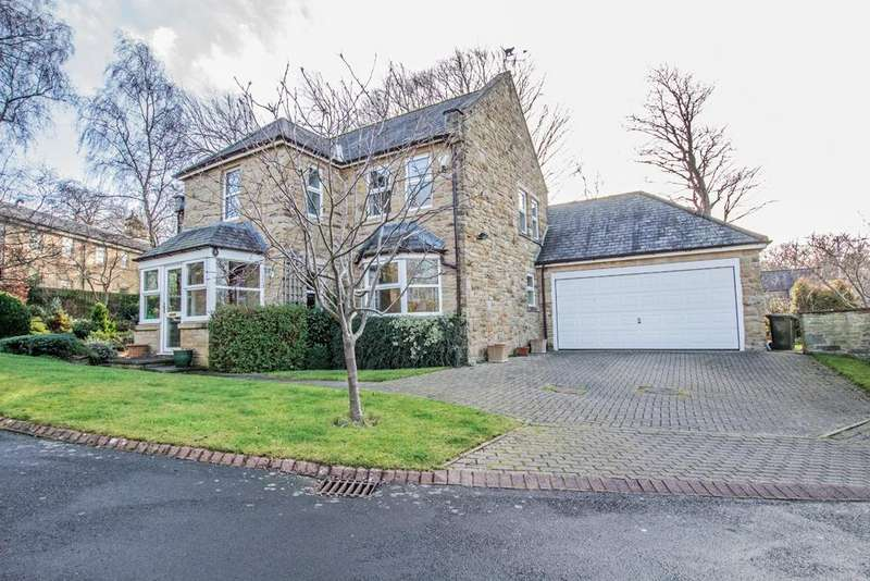 4 Bedrooms Detached House for sale in Appletree Rise, Corbridge NE45