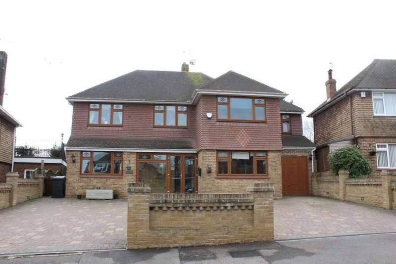 5 Bedrooms Detached House for sale in Colewood Drive, Higham ME3