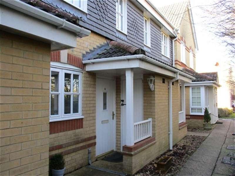 2 Bedrooms Terraced House for rent in Fieldview, Brackley, Northants