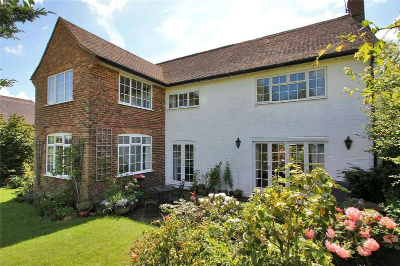 4 Bedrooms Detached House for sale in Downsview Road, Sevenoaks, Kent