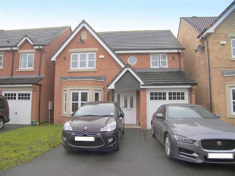 4 Bedrooms Detached House for sale in The Brambles, New Hartley, Tyne & Wear, NE25