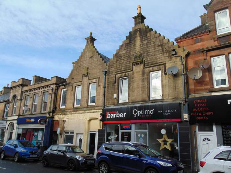 1 Bedroom Flat for sale in Hopetoun Street, Bathgate, West Lothian EH48