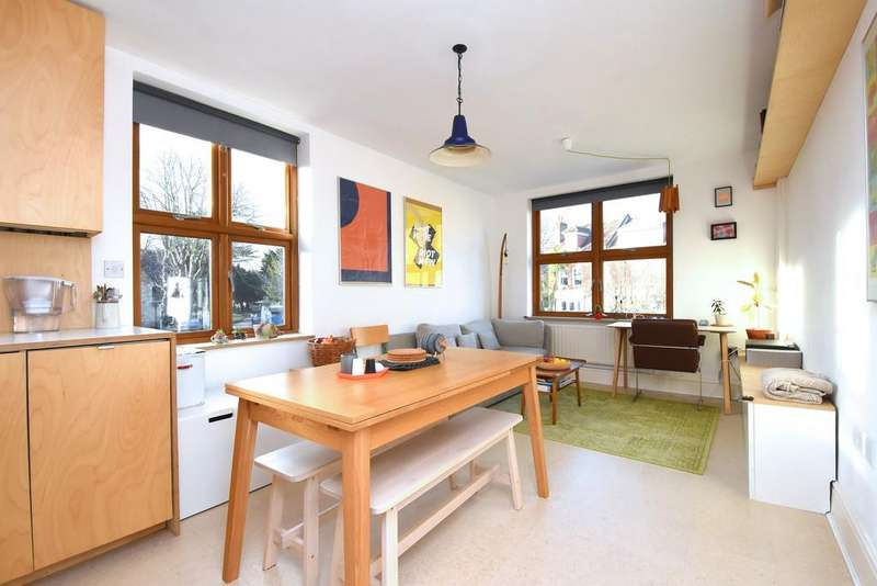 2 Bedrooms Flat for sale in Ladywell Road SE13