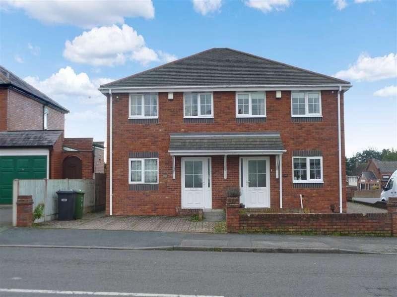 3 Bedrooms Semi Detached House for rent in Adam Street, Kidderminster, Worcestershire