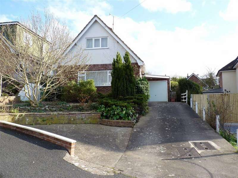 2 Bedrooms Detached House for sale in Dymond Close, Hereford, Herefordshire