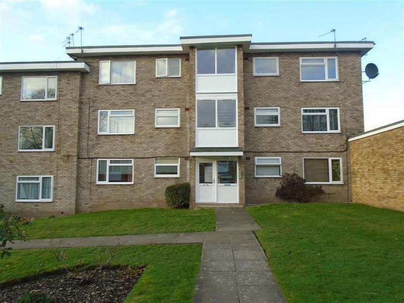 2 Bedrooms Flat for sale in Simon Close, Attleborough, Nuneaton, Warwickshire, CV11