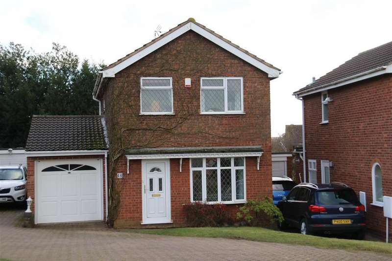 3 Bedrooms Detached House for sale in Blackdown, Wilnecote, Tamworth