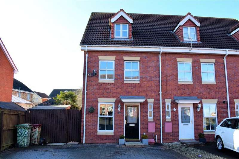 3 Bedrooms End Of Terrace House for sale in Swift Drive, Scawby Brook, North Lincolnshire, DN20