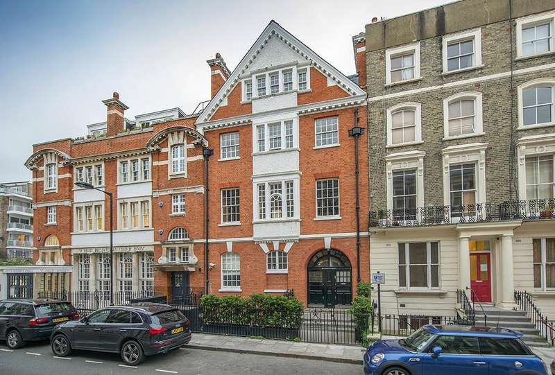 2 Bedrooms Block Of Apartments Flat for sale in Newton Road, London. W2