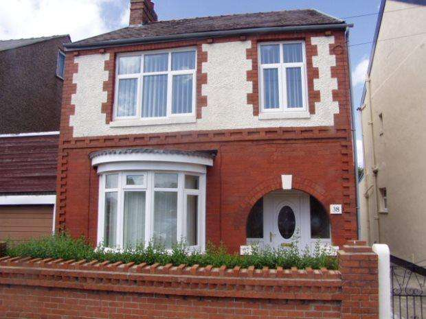 3 Bedrooms Detached House for rent in BARNFIELD ROAD, SPENNYMOOR, SPENNYMOOR DISTRICT