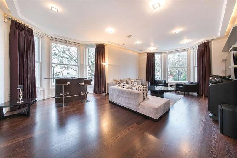 3 Bedrooms Flat for rent in Holland Park, London, W11