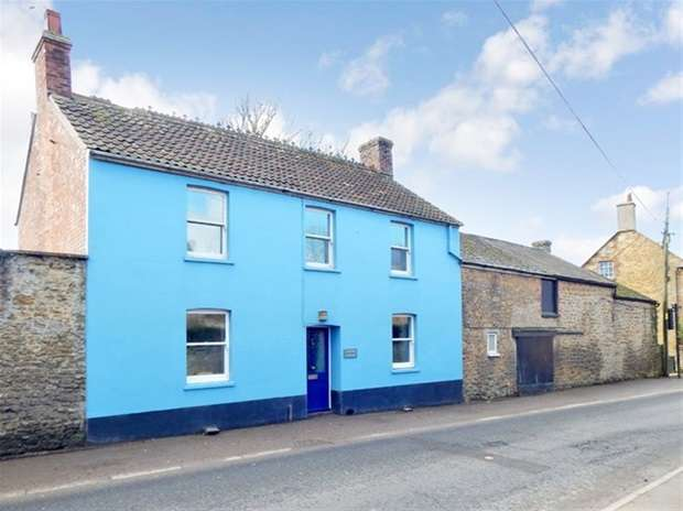 4 Bedrooms House for sale in Cumnock Road, Castle Cary