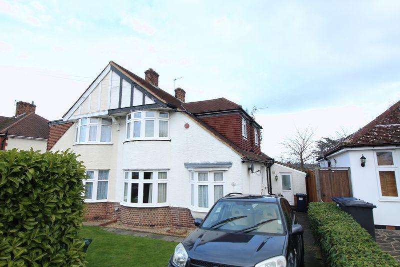 3 Bedrooms Semi Detached House for sale in Hereford Avenue, Barnet