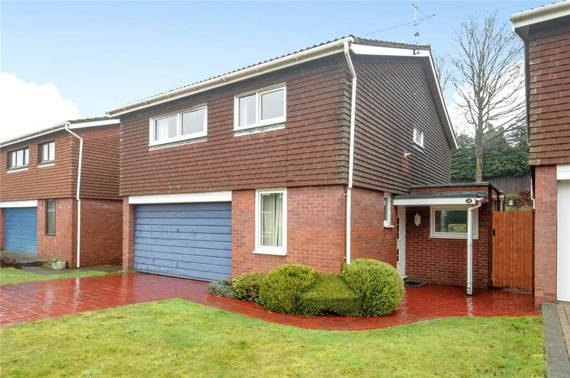 4 Bedrooms Detached House for rent in Chesterfield Drive, Sevenoaks, Kent, TN13