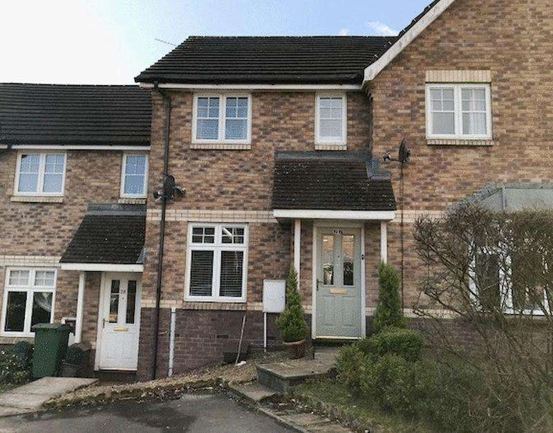 2 Bedrooms Terraced House for sale in Tudor Mews, Miskin Nr Pontyclun CF72 8SL