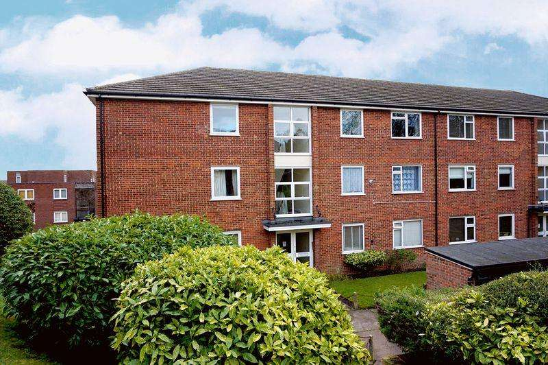 2 Bedrooms Apartment Flat for sale in Gravel Hill Close, Bexleyheath