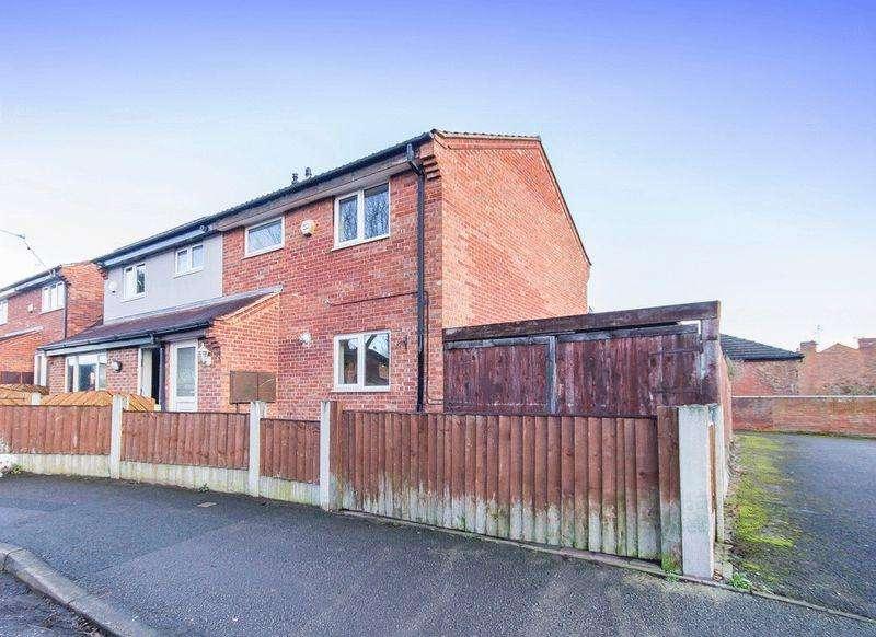 3 Bedrooms Terraced House for sale in Harrison Street, Derby