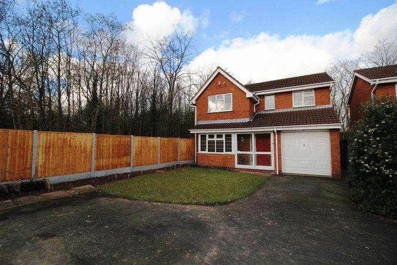 4 Bedrooms Detached House for sale in Clapgate Gardens, Bilston