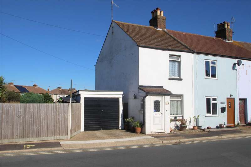 2 Bedrooms End Of Terrace House for sale in Freshbrook Road, Lancing, West Sussex, BN15