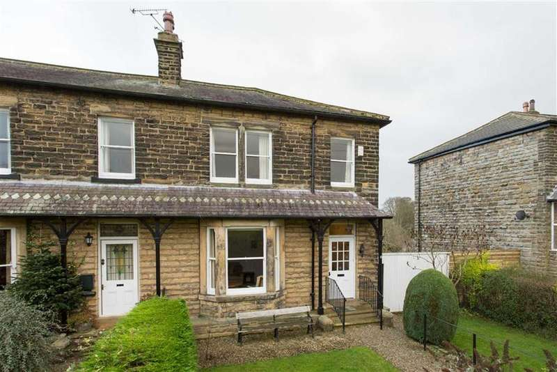 3 Bedrooms Semi Detached House for sale in Skippon Terrace, Thorner, LS14